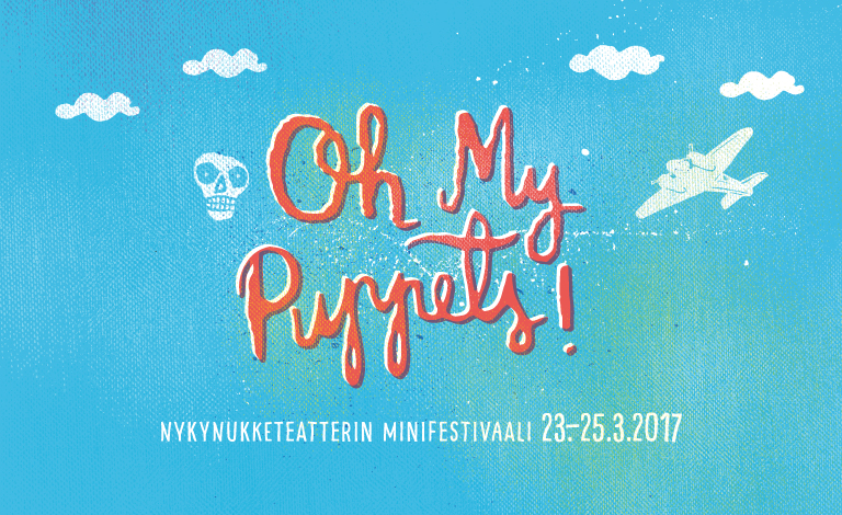 Nykynukketeatterin minifestivaali Helsingissä