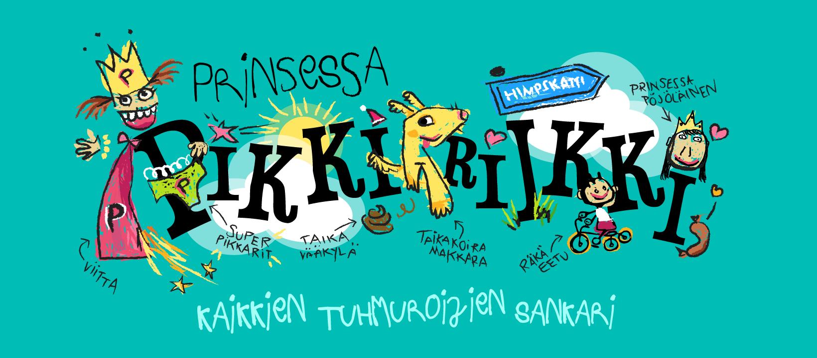 Kuuma Ankanpoikanen ja TEHDAS Teatteri: Prinsessa Pikkiriikki