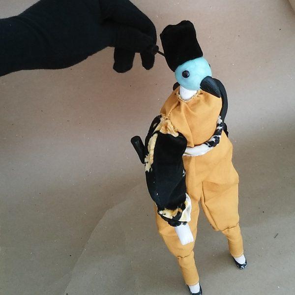 Johanna kultala nukenrakentaja